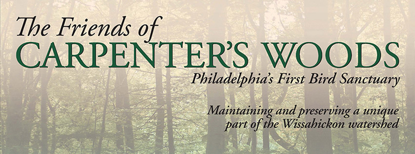 Friends of Carpenter\\\'s Woods, Philadelphia